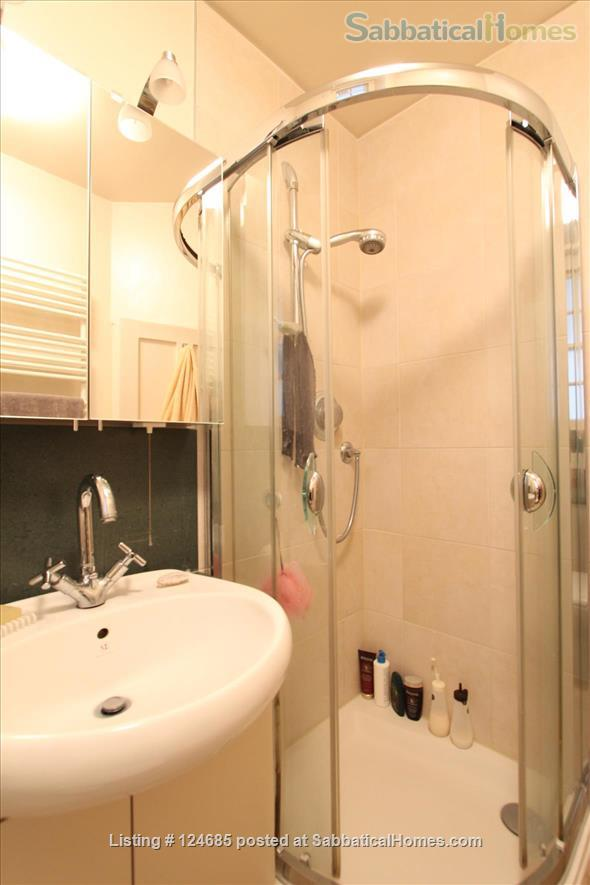 Bright and airy Bloomsbury top floor 1 bedroom  flat with lift  Home Rental in London, England, United Kingdom 3