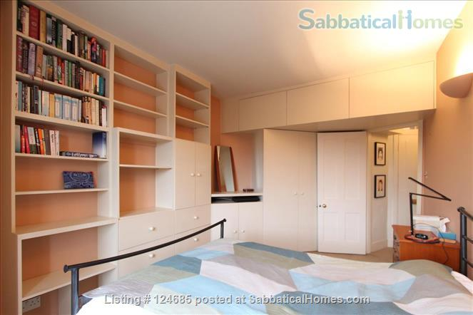 Bright and airy Bloomsbury top floor 1 bedroom  flat with lift  Home Rental in London, England, United Kingdom 4
