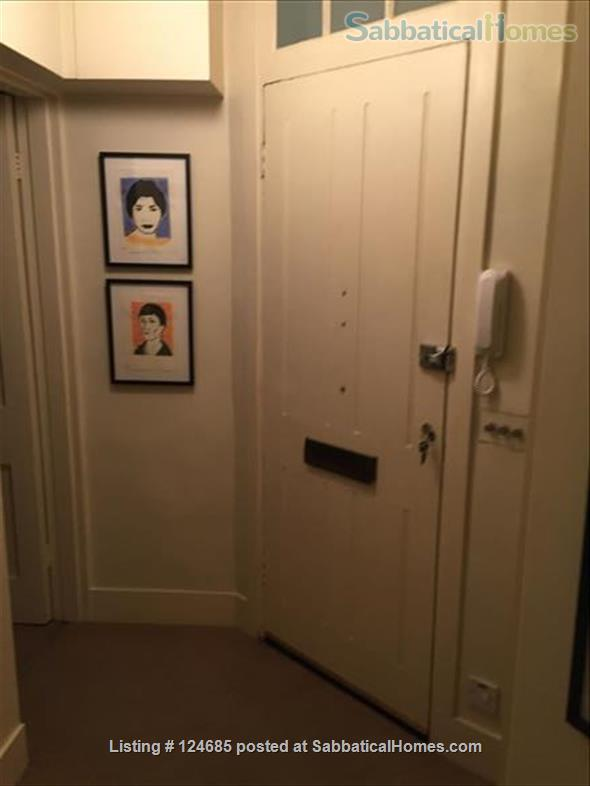Bright and airy Bloomsbury top floor 1 bedroom  flat with lift  Home Rental in London, England, United Kingdom 6