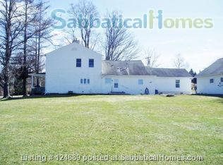 Charming, well maintained 1850 Farm House Home Rental in Ithaca, New York, United States 0