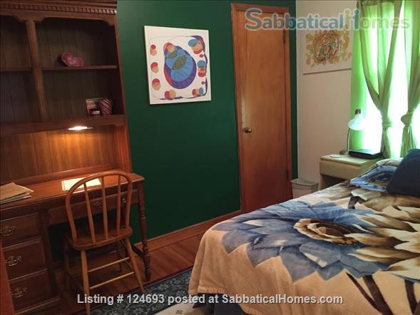 Cozy Room a song away from MSP, St. Kate's, Macalester, St. Thomas, Hamline, Concordia Home Rental in St Paul, Minnesota, United States 0