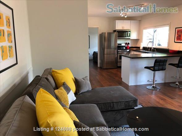 Hawthorne Hills. One bedroom apartment in daylight basement, with private entrance.  Home Rental in Seattle, Washington, United States 0