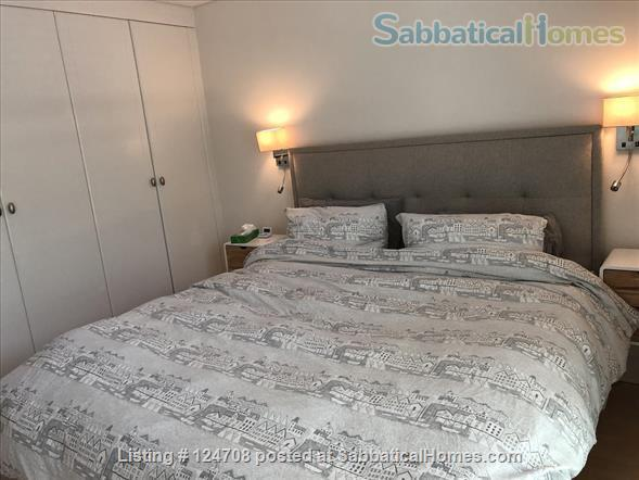 2BD 2BATH Angel Bright and Airy Flat with Patio and Concierge Home Rental in Clerkenwell, England, United Kingdom 5