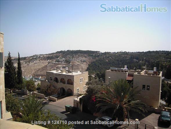 Great 1 bedroom flat near the 1st Station Home Rental in Jerusalem, Jerusalem District, Israel 1