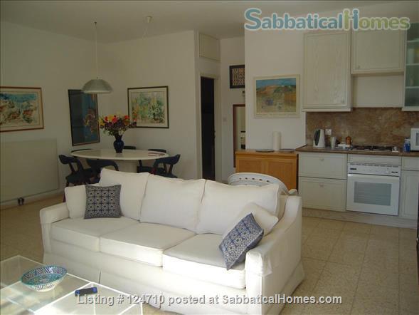 Great 1 bedroom flat near the 1st Station Home Rental in Jerusalem, Jerusalem District, Israel 0