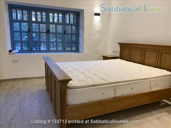 Beautiful 1 bedroom off of Emek Rephaim with private garden Home Rental in Jerusalem, Jerusalem District, Israel 5