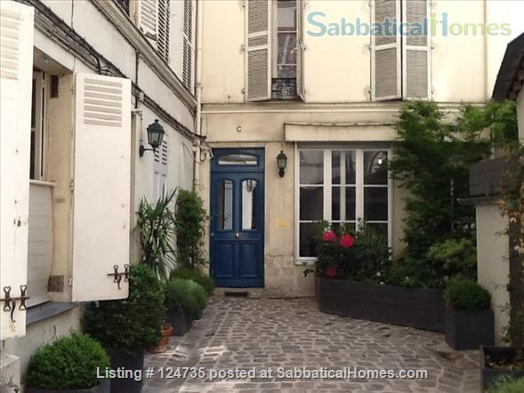 Perfectly located Paris apartment rental! Home Rental in Paris, Île-de-France, France 1