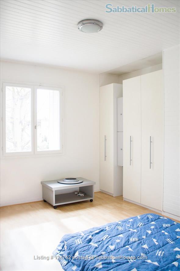 Modern design home with garden outside Paris, easy transport  Home Rental in Saint-Maur-des-Fossés, Île-de-France, France 5