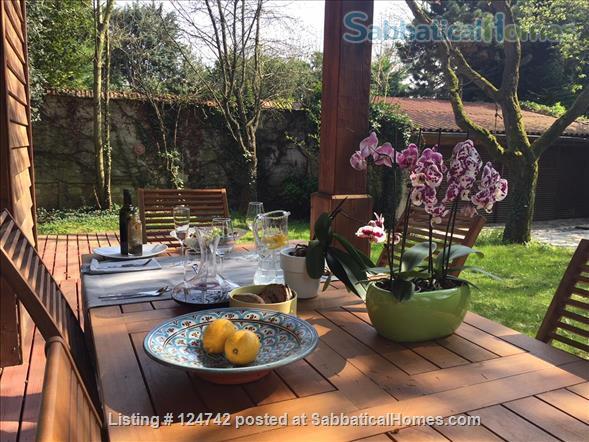 Modern design home with garden outside Paris, easy transport  Home Rental in Saint-Maur-des-Fossés, Île-de-France, France 7