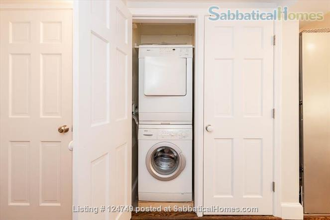 Renovated furnished apartment off Brattle Street Home Rental in Cambridge, Massachusetts, United States 9