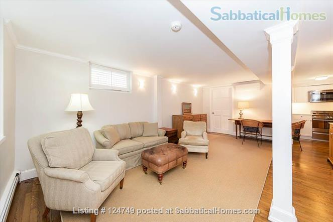 Renovated furnished apartment off Brattle Street Home Rental in Cambridge, Massachusetts, United States 0