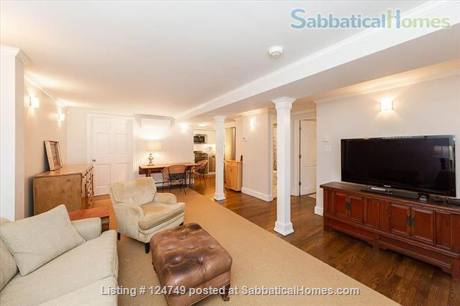 Renovated furnished apartment off Brattle Street Home Rental in Cambridge, Massachusetts, United States 2
