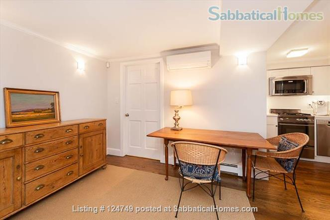 Renovated furnished apartment off Brattle Street Home Rental in Cambridge, Massachusetts, United States 3