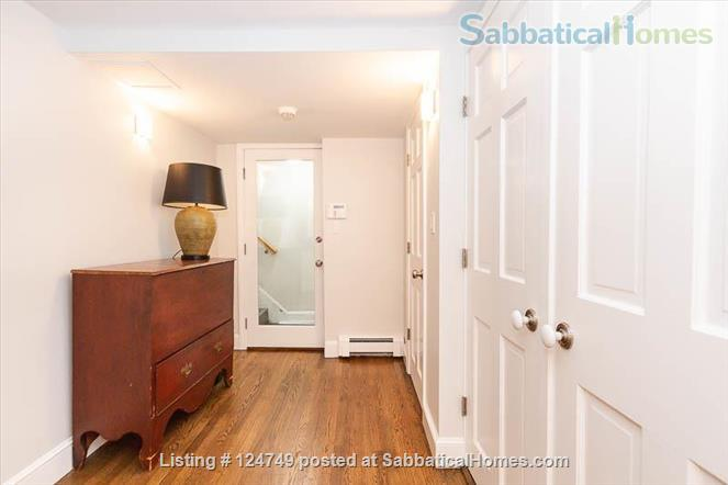 Renovated furnished apartment off Brattle Street Home Rental in Cambridge, Massachusetts, United States 4