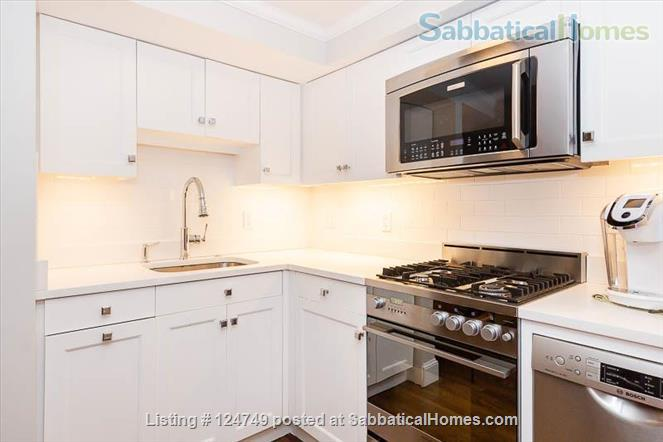 Renovated furnished apartment off Brattle Street Home Rental in Cambridge, Massachusetts, United States 5