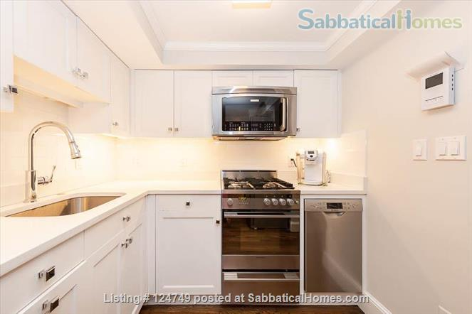 Renovated furnished apartment off Brattle Street Home Rental in Cambridge, Massachusetts, United States 6