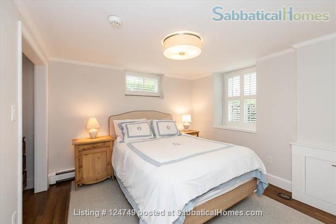 Renovated furnished apartment off Brattle Street Home Rental in Cambridge, Massachusetts, United States 7