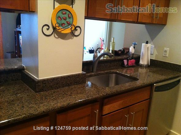 Furnished 2BR/2BR condo in Baltimore City's Canton neighborhood Home Rental in Baltimore, Maryland, United States 4