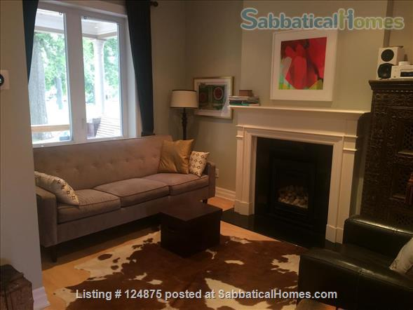 Furnished Family Home in Toronto Home Rental in Toronto, Ontario, Canada 2
