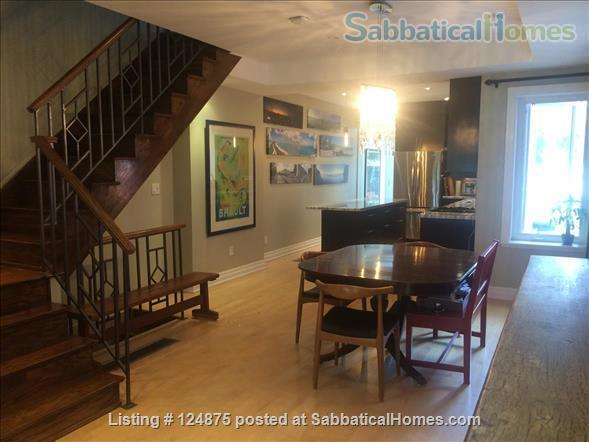 Furnished Family Home in Toronto Home Rental in Toronto, Ontario, Canada 3