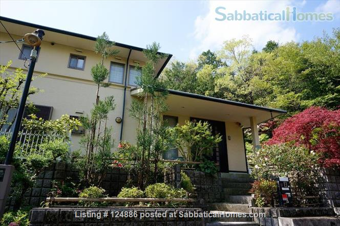 Tranquility and Convenience:  Fully furnished 4BR home in the historic Kamigamo Area (Northern Kyoto, Japan) Home Rental in Kyoto, Kyoto Prefecture, Japan 1