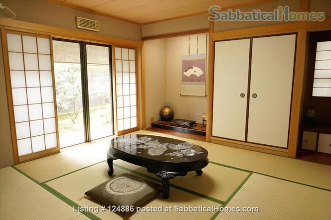 Tranquility and Convenience:  Fully furnished 4BR home in the historic Kamigamo Area (Northern Kyoto, Japan) Home Rental in Kyoto, Kyoto Prefecture, Japan 0