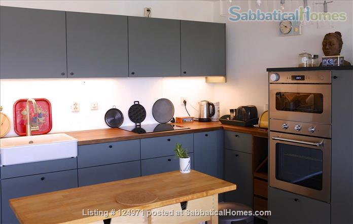 Spacious two-bedroomed apartment in Leiden Home Rental in Leiden, Zuid-Holland, Netherlands 0