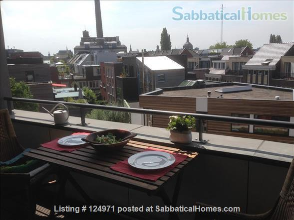 Spacious two-bedroomed apartment in Leiden Home Rental in Leiden, Zuid-Holland, Netherlands 2