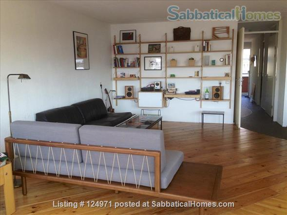 Spacious two-bedroomed apartment in Leiden Home Rental in Leiden, Zuid-Holland, Netherlands 3