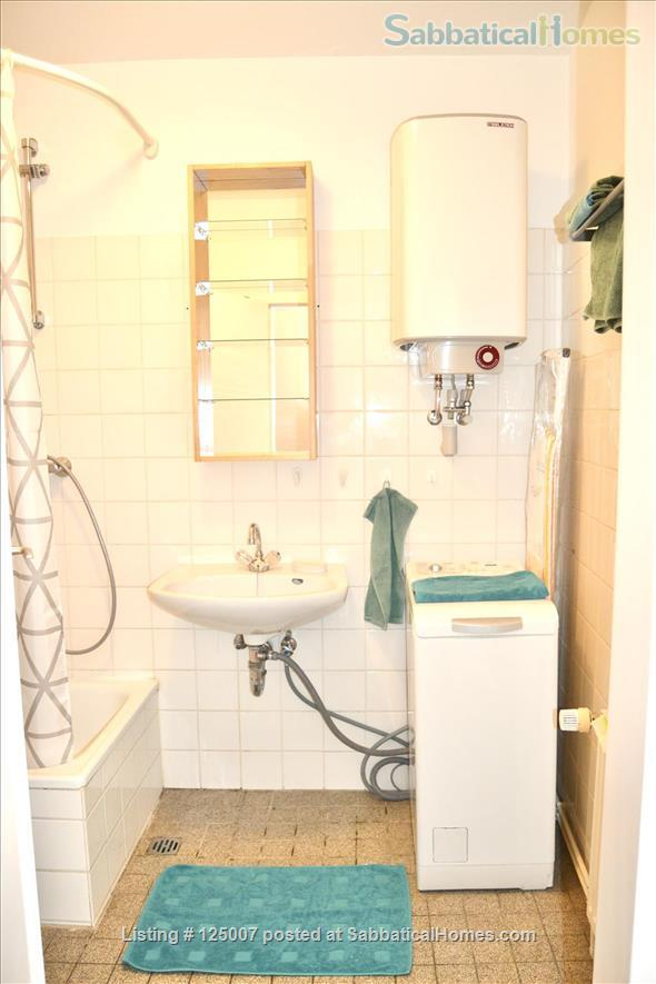 Sunny, calm, great view: Beautiful 2-room apt. in  Berlin-Kreuzberg Home Rental in Berlin, Berlin, Germany 5
