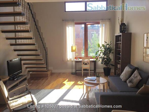 Sunny Floor-Through Duplex with Private Roof Deck August 2021 Home Rental in New York, New York, United States 2