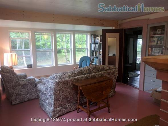 Abijah's Mill Cottage Home Rental in South Ohio, Nova Scotia, Canada 2