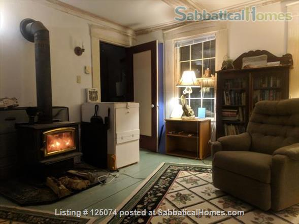 Abijah's Mill Cottage Home Rental in South Ohio, Nova Scotia, Canada 5
