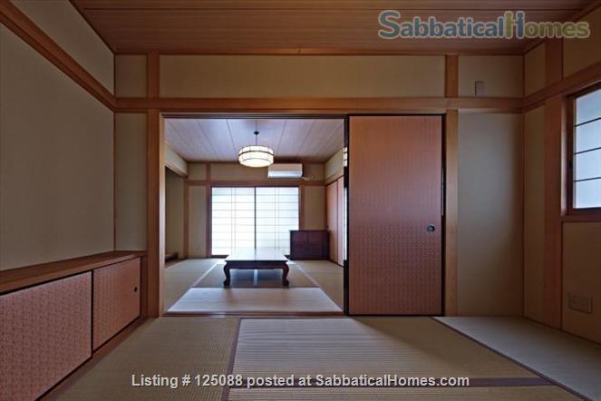 Gorgeous Penthouse overlooking Ginkaku-ji, Philosopher's Walk, Daimonji Home Rental in Kyoto, Kyoto, Japan 4