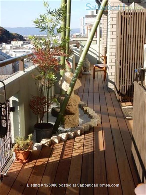 Gorgeous Penthouse overlooking Ginkaku-ji, Philosopher's Walk, Daimonji Home Rental in Kyoto, Kyoto, Japan 8