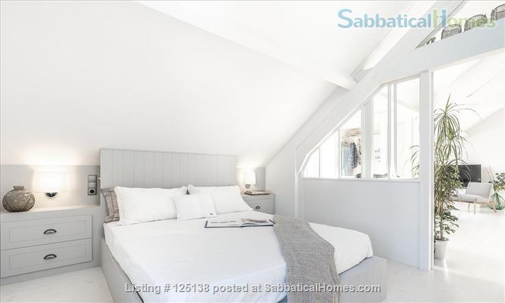 The sunny Alpine Loft, Annecy,  French Alps Home Rental in Annecy, Auvergne-Rhône-Alpes, France 0