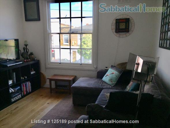 Lovely one-bedroom maisonette in Mile End, near QMU, Central/District Lines Home Rental in Greater London, England, United Kingdom 1