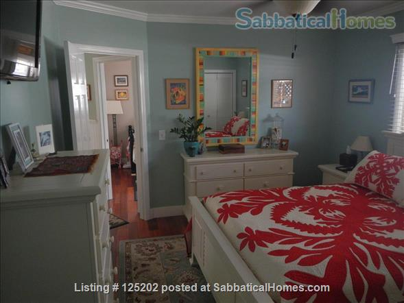 CASA DE LAS PALMAS , 3 br/2 bath  Fully furnished Beach-Style Cottage in Santa Barbara, CA Home Rental in Santa Barbara 4
