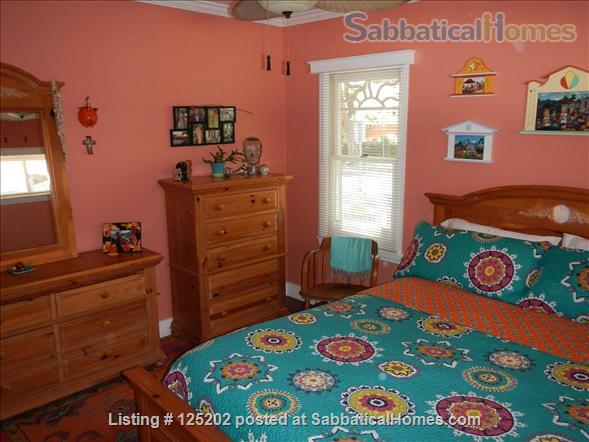 CASA DE LAS PALMAS , 3 br/2 bath  Fully furnished Beach-Style Cottage in Santa Barbara, CA Home Rental in Santa Barbara 6