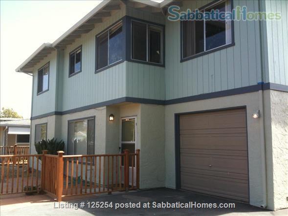 Bright, clean 2BR 1BA apt in top Santa Cruz Seabright location, avail around 6/1/2022 Home Rental in Santa Cruz, California, United States 5