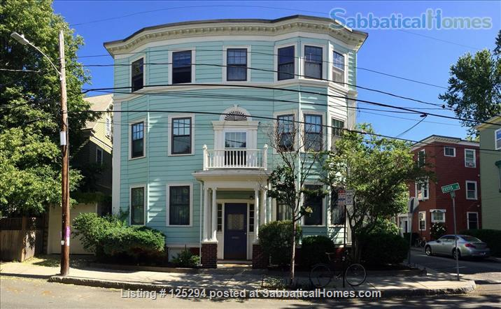 Cambridge Agassiz 3-Decker Top Floor -- Perfect Location / Fully Furnished Home Rental in Cambridge, Massachusetts, United States 0
