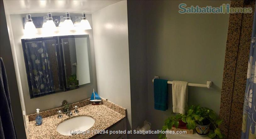Cambridge Agassiz 3-Decker Top Floor -- Perfect Location / Fully Furnished Home Rental in Cambridge, Massachusetts, United States 7