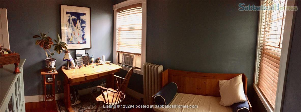 Cambridge Agassiz 3-Decker Top Floor -- Perfect Location / Fully Furnished Home Rental in Cambridge, Massachusetts, United States 8