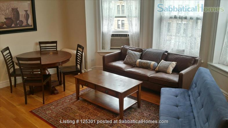 Sunny  & Spacious  3 BRs with 11 Windows & Washer/Dryer near Subway. Home Rental in New York, New York, United States 5