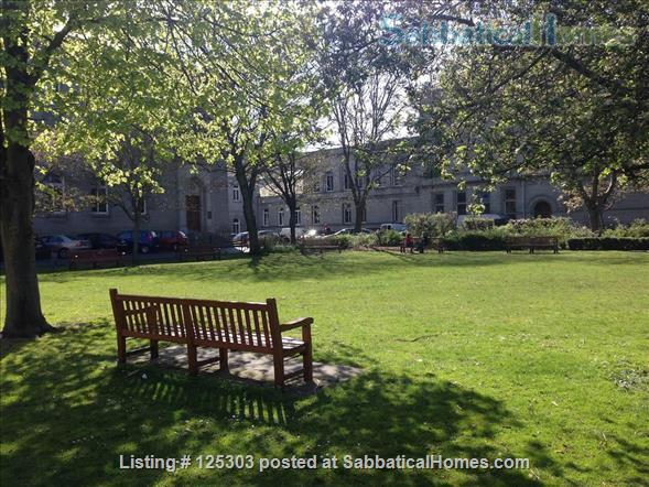 Modern & Furnished Apartment in Central Dublin (Trinity College)  Home Exchange in Dublin, County Dublin, Ireland 9