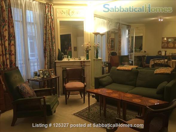 1.5 bedroom apartment near Daguerre/Denfert/Montparnasse Home Rental in Paris, Île-de-France, France 1