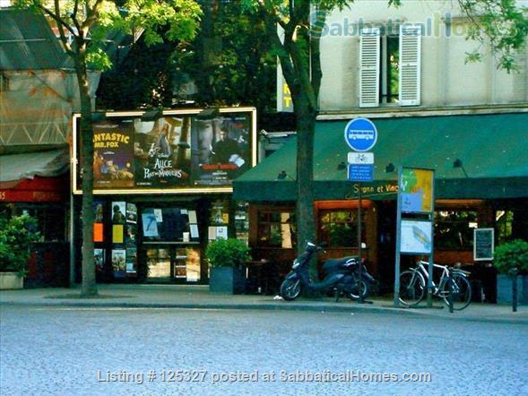 1.5 bedroom apartment near Daguerre/Denfert/Montparnasse Home Rental in Paris, Île-de-France, France 7