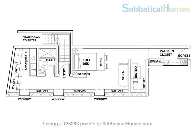 Letterpress Building Union Square - Artist Live/Work Studio Home Rental in Somerville, Massachusetts, United States 9