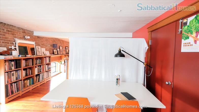 Letterpress Building Union Square - Artist Live/Work Studio Home Rental in Somerville, Massachusetts, United States 4