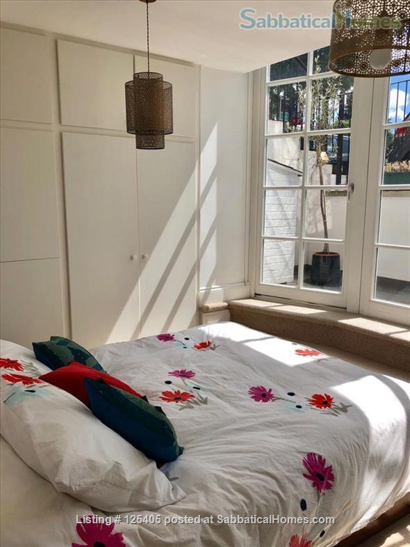 Bright Split level London Flat - Very Central Home Rental in London 4